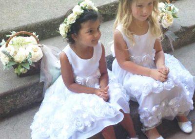 Flower Girls become Future Brides