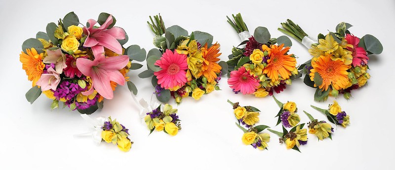 ASSORTED SEASONAL FLOWER PACKAGE PICTURE